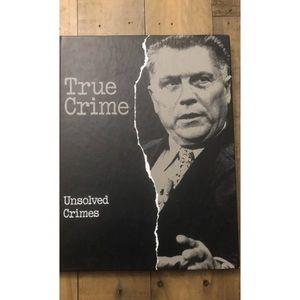True Crime - Unsolved Crimes